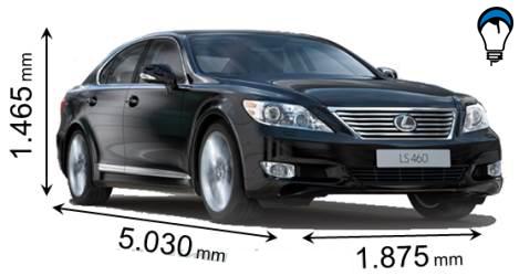 Lexus LS - 2010