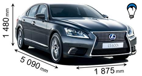 Lexus LS - 2013