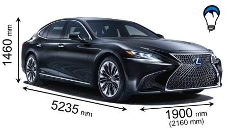 Lexus LS - 2018