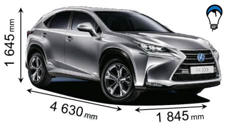 Lexus NX - 2014