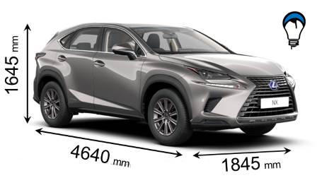 Lexus NX - 2018