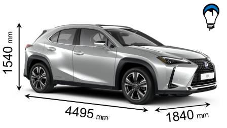 Lexus UX - 2019