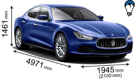 Maserati GHIBLI - 2017