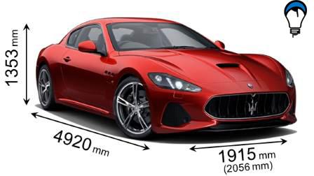 Maserati GRANTURISMO - 2018