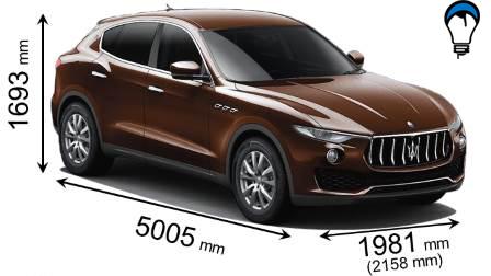 Maserati LEVANTE - 2019