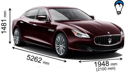 Maserati QUATTROPORTE - 2013