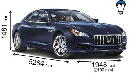 Maserati QUATTROPORTE - 2016