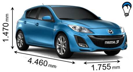 Mazda 3 - 2012