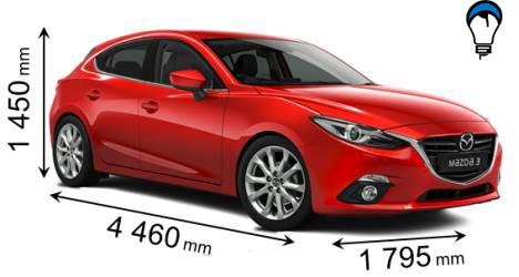 Mazda 3 - 2014