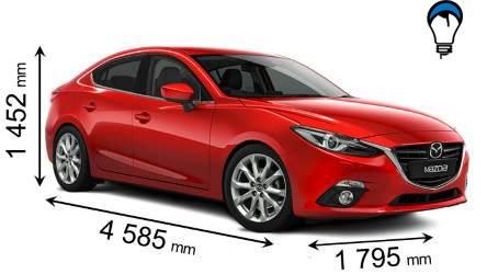 Mazda 3 SPORTSEDAN - 2014