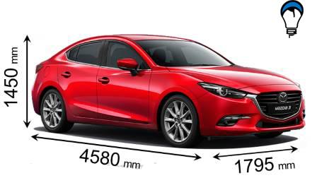 Mazda 3 SPORTSEDAN - 2017
