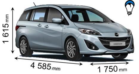 Mazda 5 - 2011