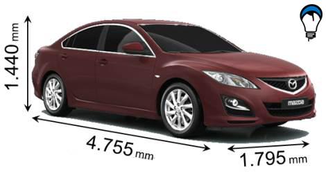 Mazda 6 - 2010