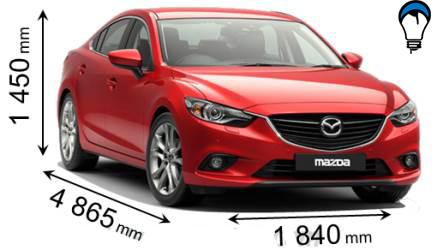 Mazda 6 - 2013