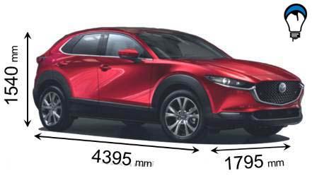 Mazda CX 30 - 2020