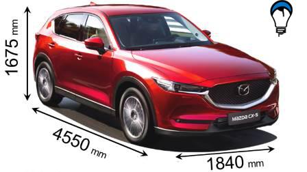 Mazda CX 5 - 2017
