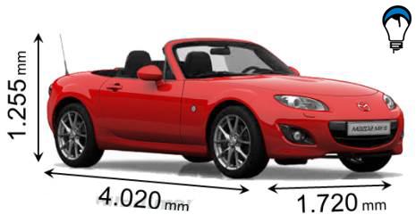 Mazda MX 5 - 2009