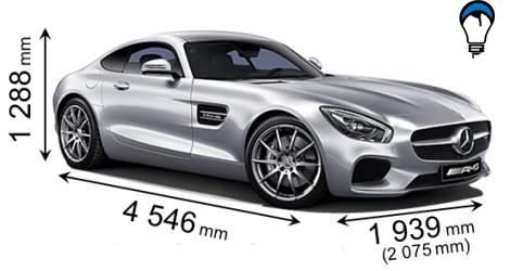 Mercedes benz amg gt - 2015