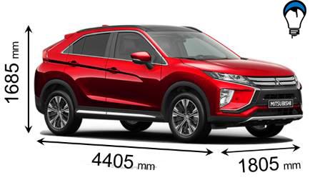 Mitsubishi ECLIPSE CROSS - 2018