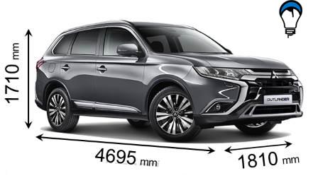 Mitsubishi OUTLANDER - 2019