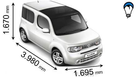 Nissan CUBE - 2010