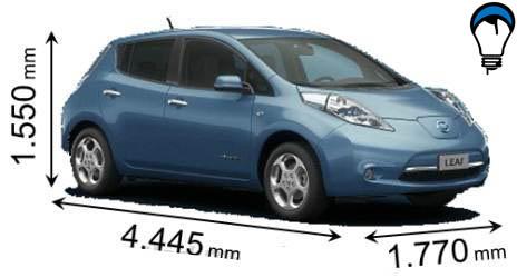 Nissan LEAF - 2011