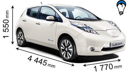 Nissan LEAF - 2013