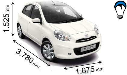 Nissan MICRA - 2011