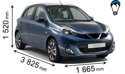 Nissan MICRA - 2013