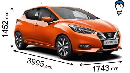Nissan MICRA - 2017
