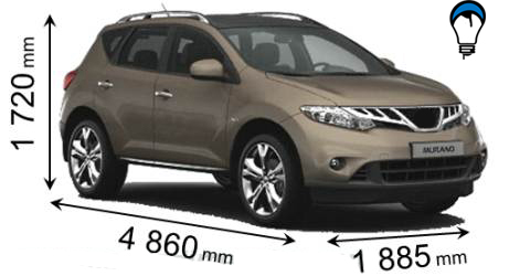 Nissan MURANO - 2010