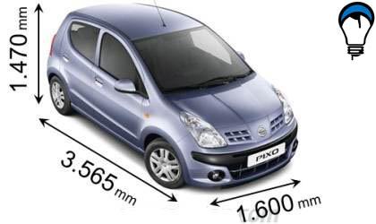 Nissan PIXO - 2009