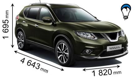 Nissan X TRAIL - 2014