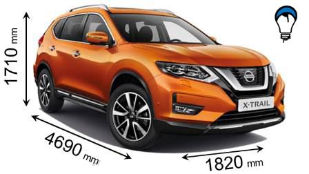 Nissan X TRAIL - 2017