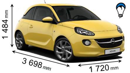Opel ADAM - 2013