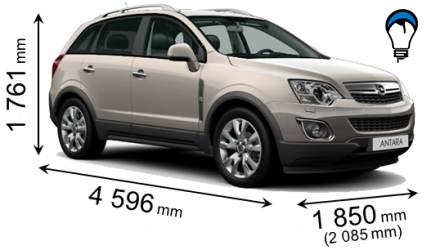 Opel ANTARA - 2011