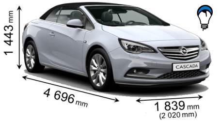 Opel CASCADA - 2013
