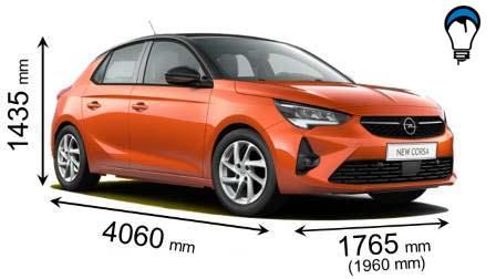 Opel CORSA - 2020