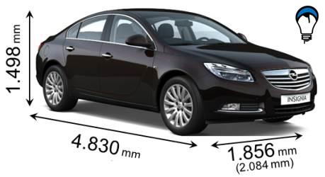 Opel INSIGNIA - 2008
