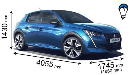Peugeot 208 - 2020