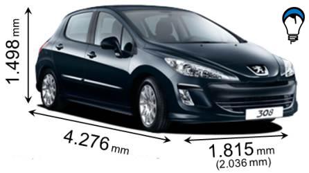Peugeot 308 - 2008