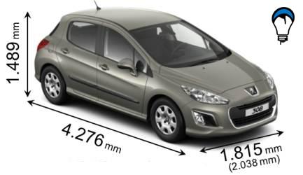 Peugeot 308 - 2011