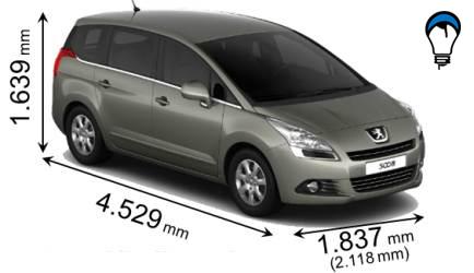 Peugeot 5008 - 2010
