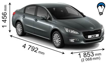Peugeot 508 - 2011