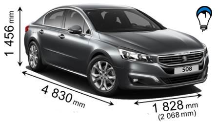 Peugeot 508 - 2015
