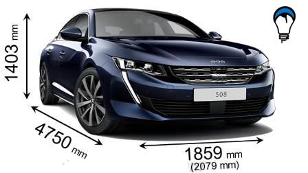 Peugeot 508 - 2019
