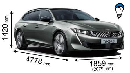 Peugeot 508 SW - 2019