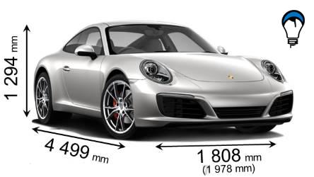 Porsche 911 CARRERA - 2016
