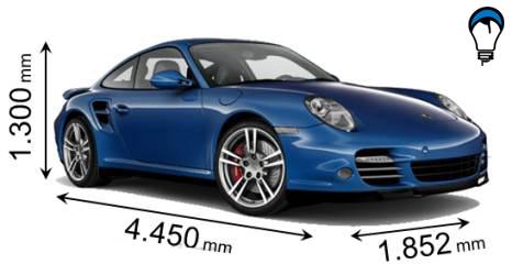 Porsche 911 TURBO - 2010