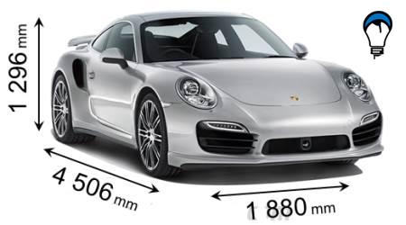 Porsche 911 TURBO - 2013